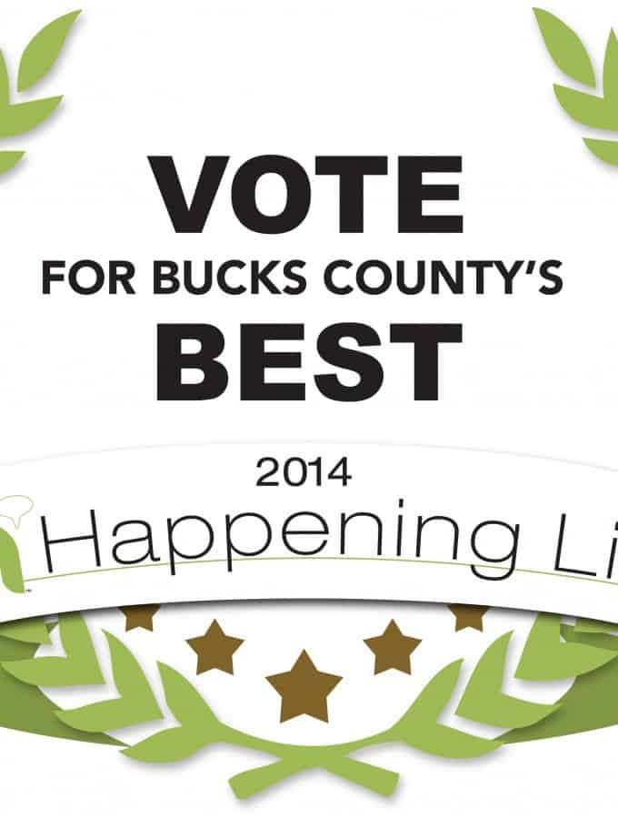 Jen Nominated for Best Nutritionist in Bucks County