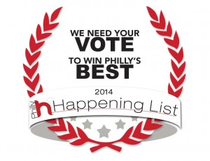 Philly Happening List