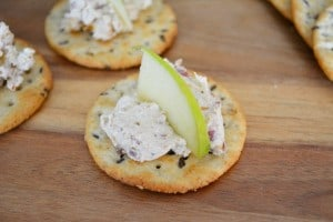 Feta with Date and Bacon Spread