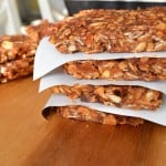 Energy Bar Recipe {Recipe Redux}