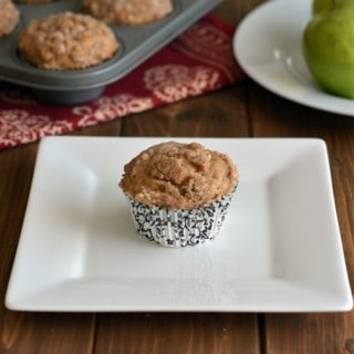 Apple Crumb Muffin