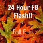 Facebook Flash Giveaways