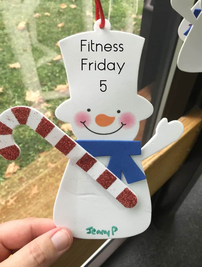 Friday Fitness 5