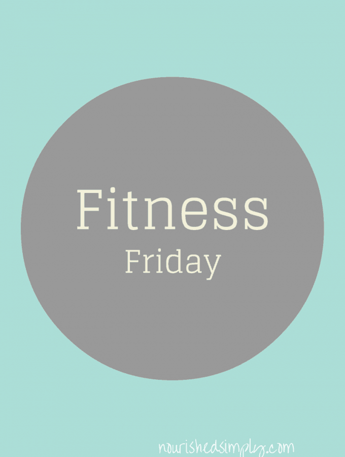 Fitness Friday 8