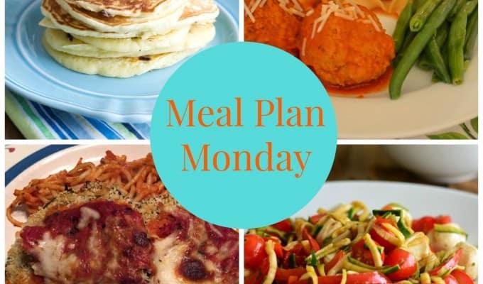 Meal Plan Monday #2
