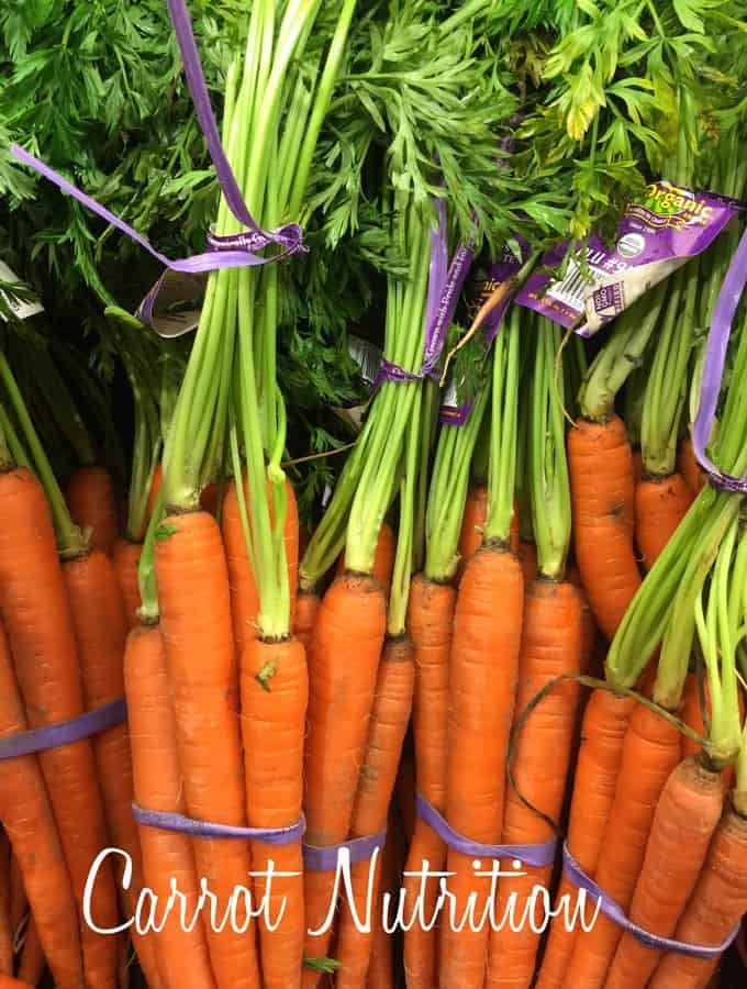Carrots – Truly Good for You!