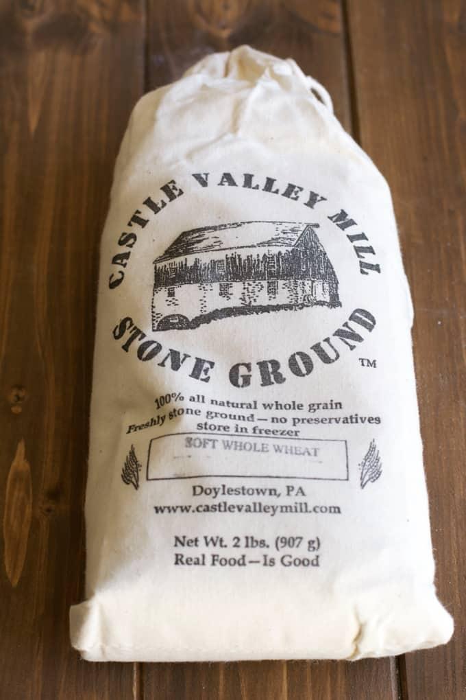 Castle Mill Whole Wheat Flour