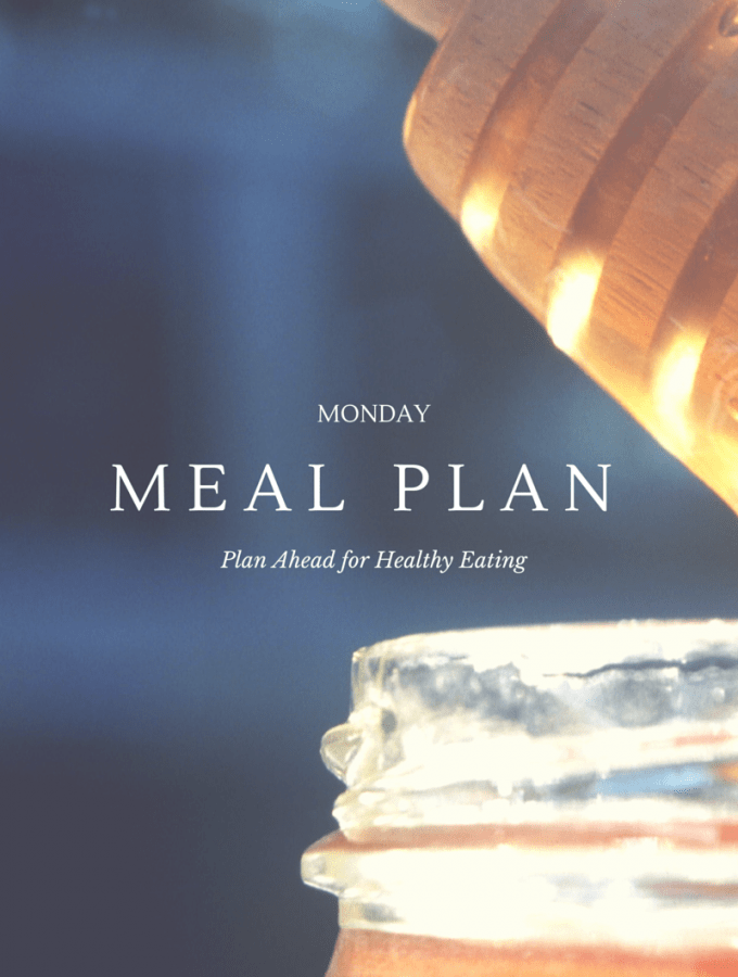 Monday Meal Plan #12