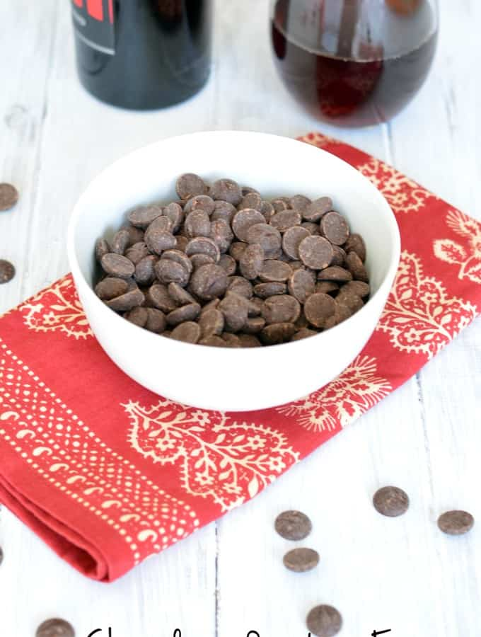 Chocolate and Wine Nutrition Facts