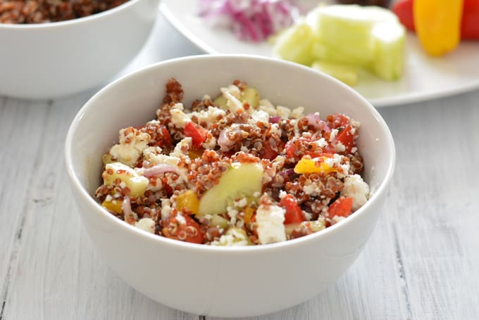 quinoa-greek-salad