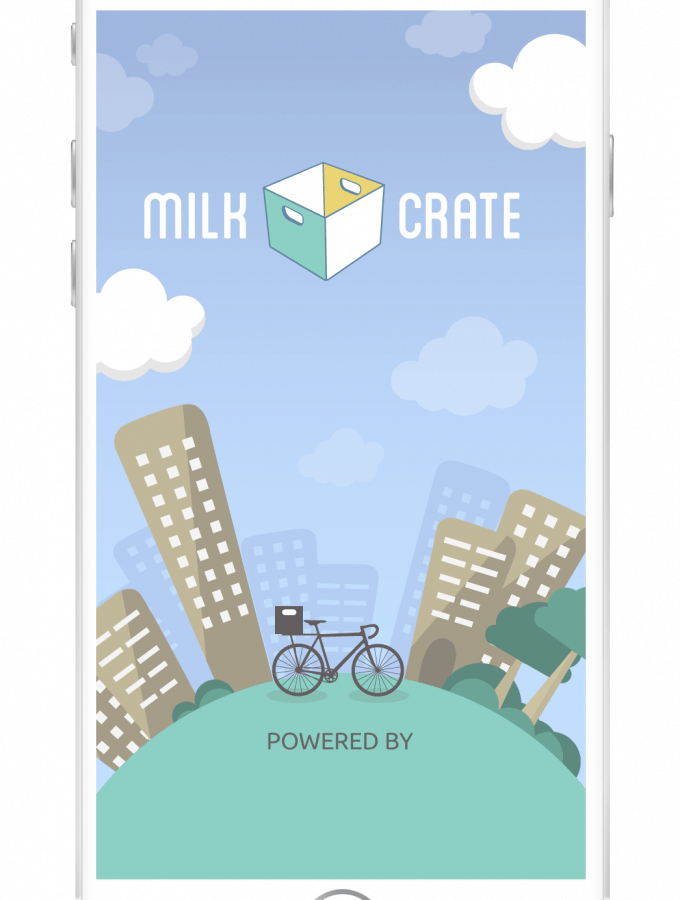 My Milk Crate App
