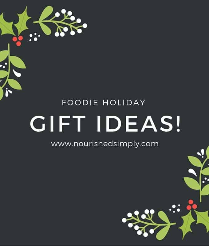Foodie Holiday Shopping Guide