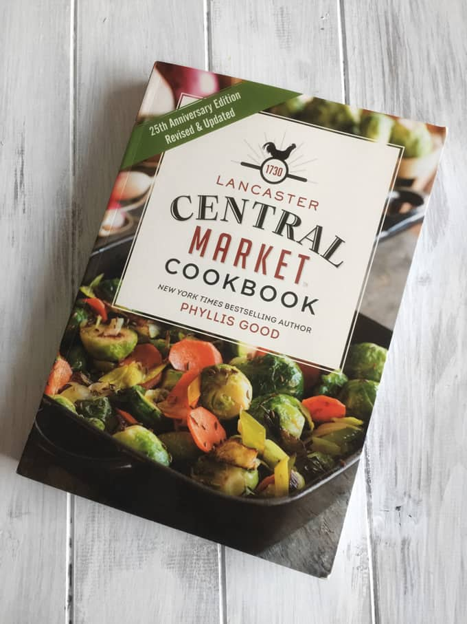 Lancaster Central Market Book Review and Apple Salad