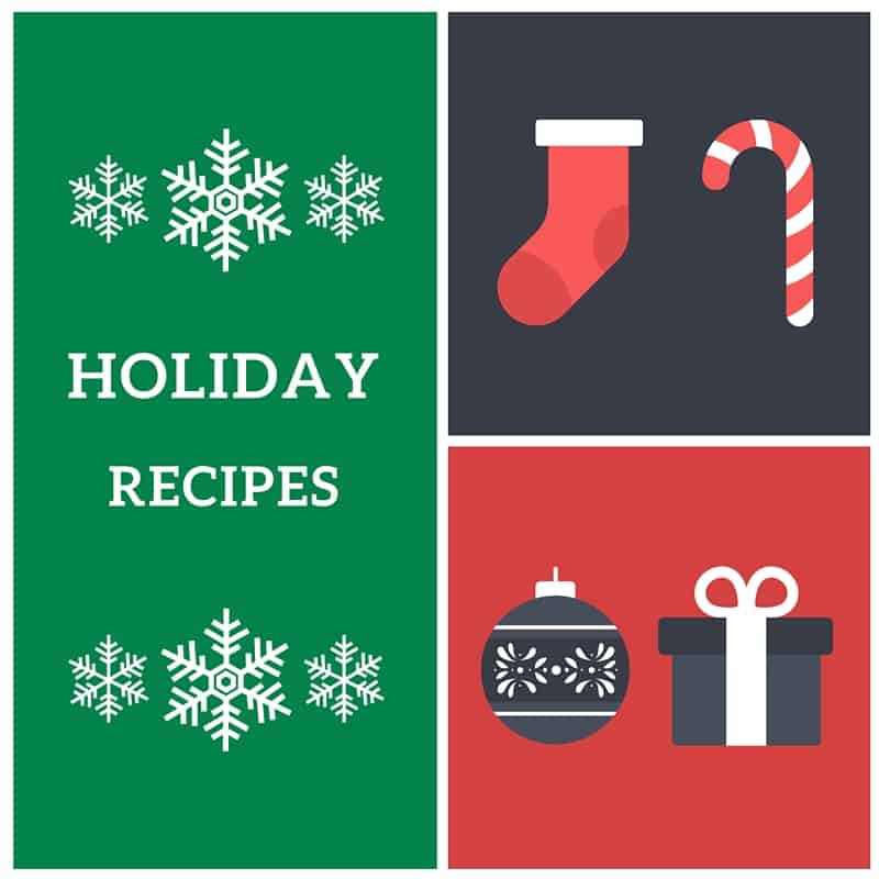 Healthy Holiday recipes to try out this year.