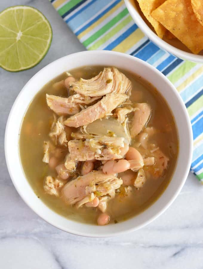 Chicken Verde Chili