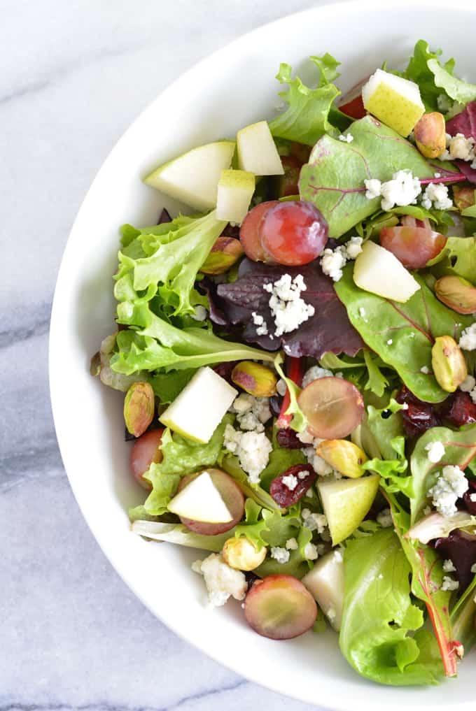 Copycat Cosi Signature Salad version.