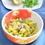 Kiwi Pineapple Salsa