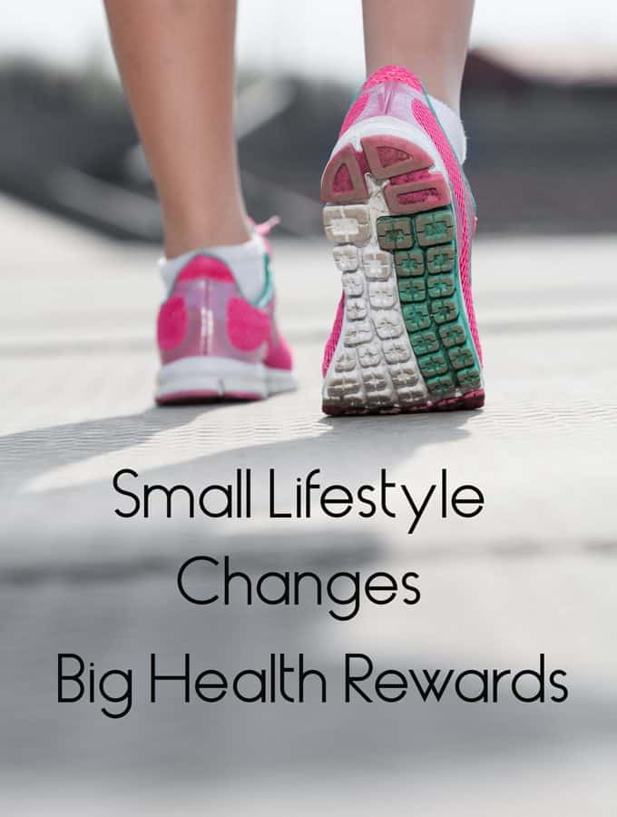 4 Small Changes That Will Improve Your Health