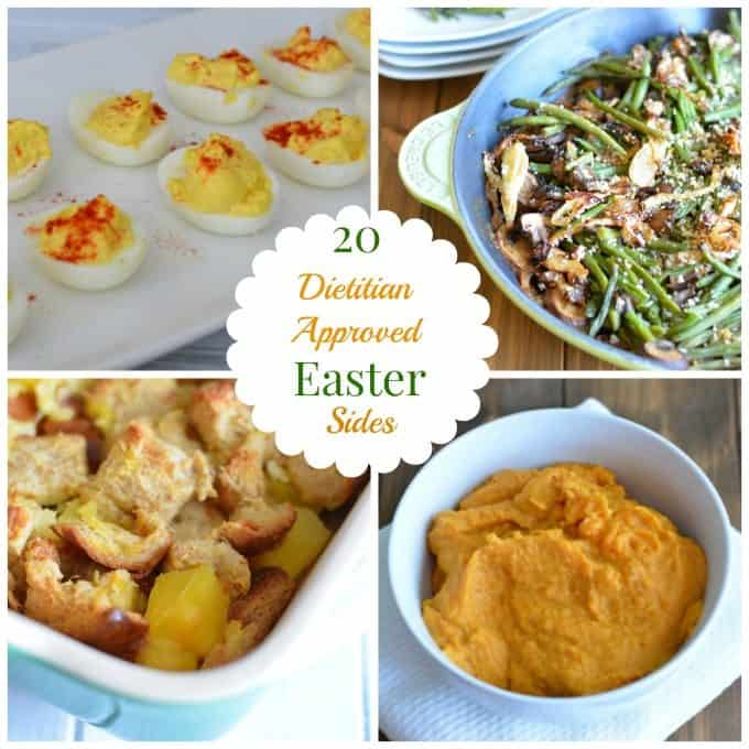 20 Dietitian Approved Easter Side Dishes
